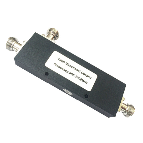 698-2700MHz 10dB Directional Coupler N Female Indoor